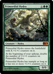 Magic the Gathering Primordial Hydra