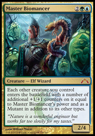 mtg simic elspeth for the win